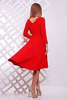 Платье GLEM Лика M Красный