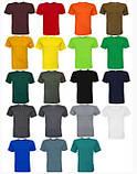 Футболки однотонные : 62 - 70 р., на выбор, хлопковые, разные, фото 3