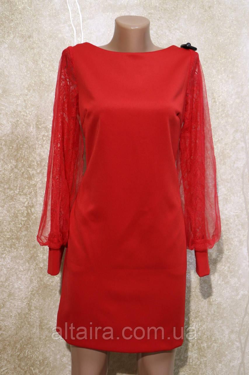 Червоне коктейльне плаття. Червоне Коктейльне плаття.