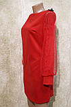 Червоне коктейльне плаття. Червоне Коктейльне плаття., фото 2