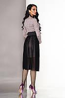 Платье двойка  Arizzo Энжи XL Персиковый
