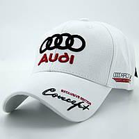 Кепка Audi А75 Белая