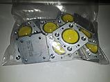 Светодиод 20w с линзой, светодиодная матрица 20w 27-31V 5700K, фото 3