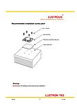 Светодиод 20w с линзой, светодиодная матрица 20w 27-31V 5700K, фото 4