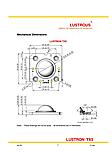Светодиод 20w с линзой, светодиодная матрица 20w 27-31V 5700K, фото 5