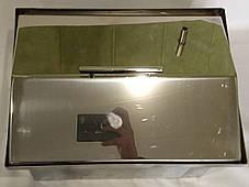 Коптильня горячего копчения нержавейка жаростойкая с гидрозатвором, фото 3
