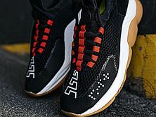 Женские кроссовки Versace Cross Chainer Black DSU7349D23TGKN8GR, фото 2