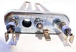 Тэн для стиральной машины l=230mm P= 1950W с отв. под датчик Kawai код товара: 7448, фото 3