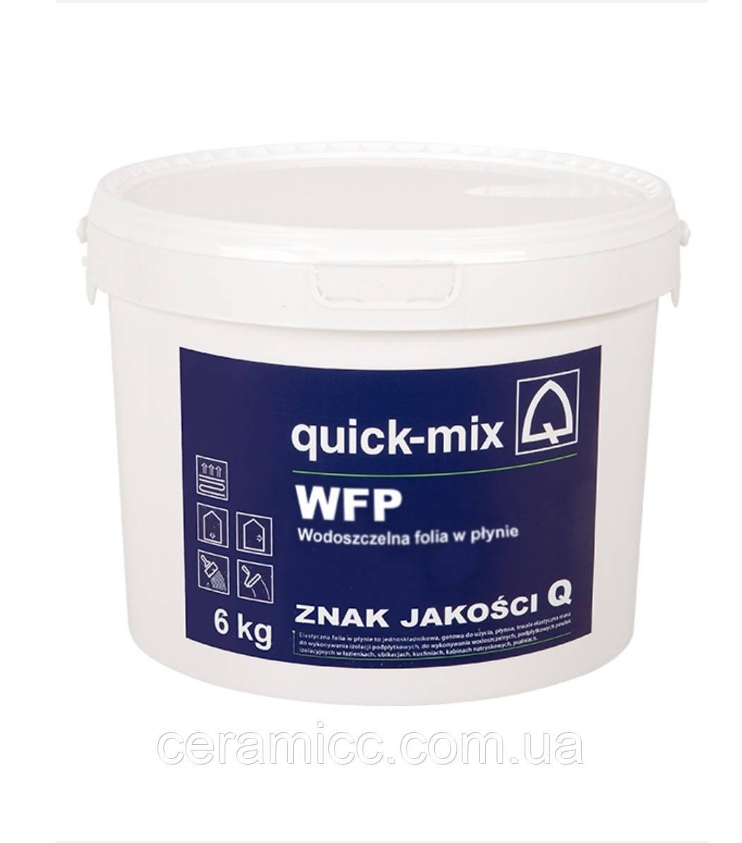 WFP однокомпанентная гидроизоляция 6 кг.