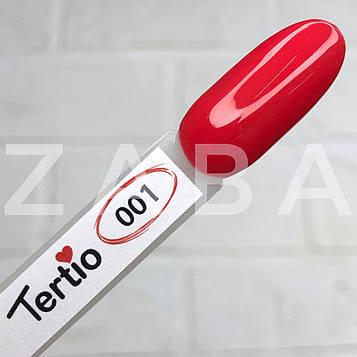 Гель-лак Tertio №001 - арбузный , 10 мл