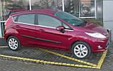 Молдинги на двері для Ford Fiesta 5Dr 2008-2017, фото 6