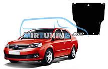 Защита двигателя FAW Weizhi V5 2012-2020
