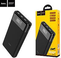 Внешний аккумулятор Power Bank Hoco B35E Entourage 30000 mAh (Черный)