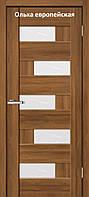 Дверь межкомнатная Омис Домино ПО, разные цвета
