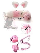 Секс набор 4 предмета в подарочной упаковке А-1203