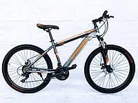 "Горный велосипед Unicorn - Inspirer 26 размер рамы 17"" серый"