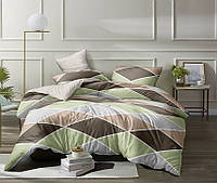Комплект постельного белья Постелька «Ромб» из Ранфорса