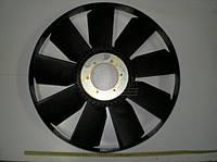 Крыльчатка вентилятора  с обечайкой. 21-031