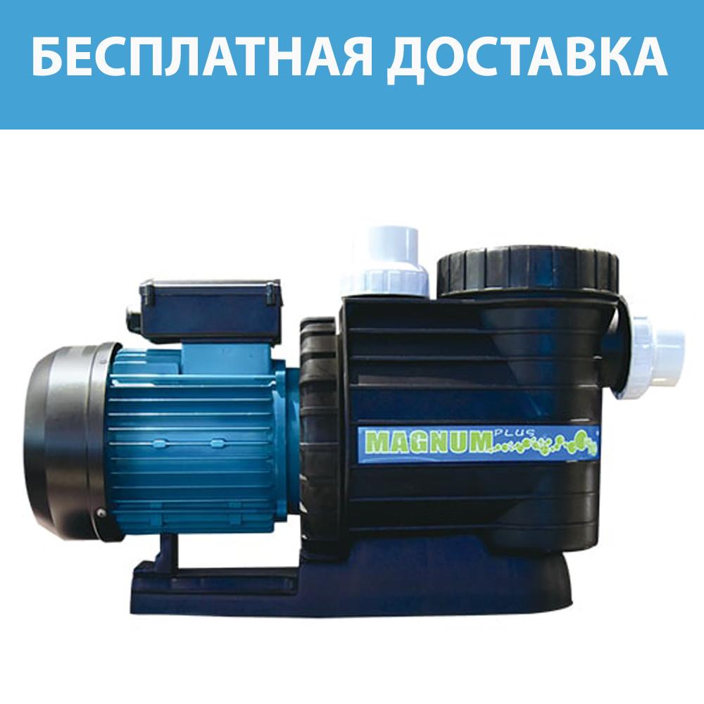 Циркуляционный насос для бассейна Jazzi II–J–06 / 2,2 кВт (30 м³/ч) 380V