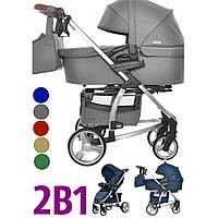 Коляска . Дячі коляски 2в1 від 0-3 років . Сумка і дощовик в подарунок. Детские коляски 2в1