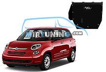Защита двигателя Fiat 500L 2012-2020