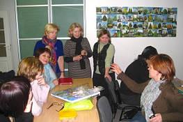Очередное  заседание  киевского ландшафтного клуба