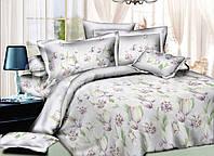 Комплект постельного белья Постелька «Цветы» из Ранфорса