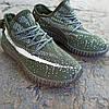 Кросівки чоловічі кеди під Adidas Sply 350 хакі зелені Адідас на кожен день, для занять спортом бігу), фото 4