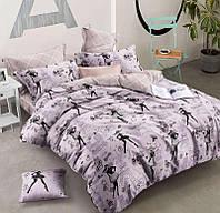 Комплект постельного белья Постелька «Paris» из Ранфорса