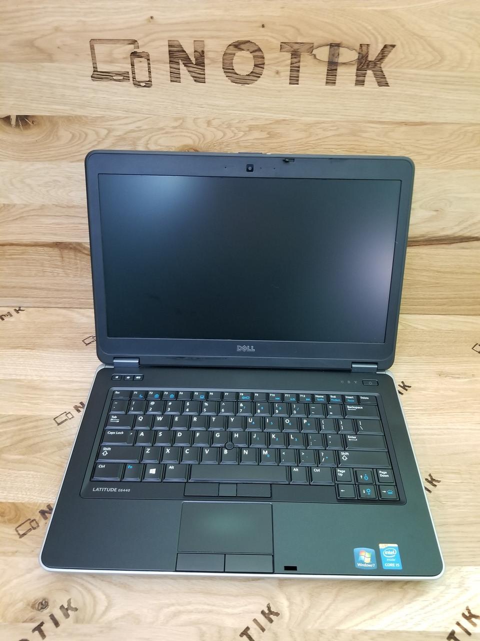 Ноутбук Dell Latitude E6440 i5-4300m/8gb/128ssd (ГАРАНТІЯ)