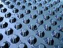 Шиповидна дренажна геомембрана Drainfol 400 ECO 0,4 мм, фото 2