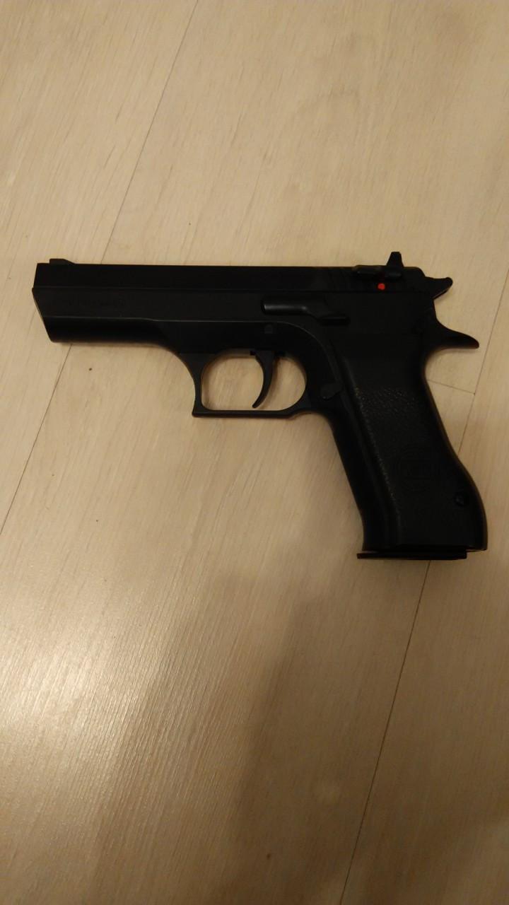 Пневматический пистолет KWC 941 KM-43 ZDHN