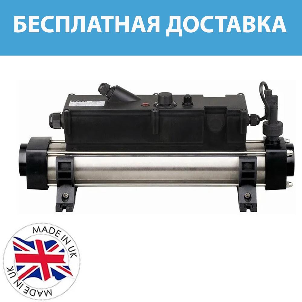 Електронагрівач Elecro Flow Line T39B (Titan / Titan) 9 кВт, 400 В