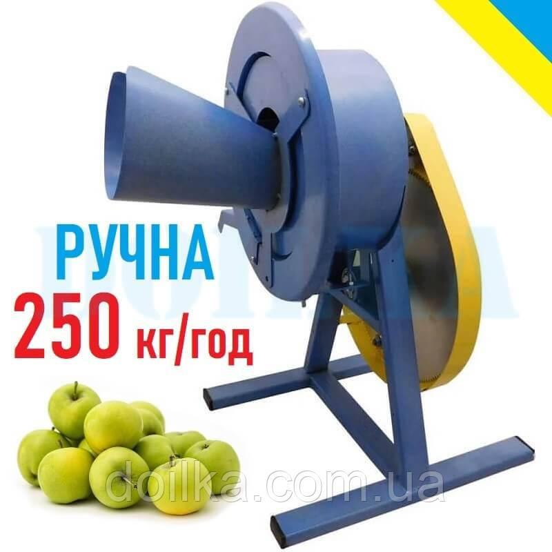 Яблокорезка ручная ЛАН (250 кг/час)