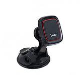 Автодержатель магнитный Hoco CA28  Чёрный, фото 3