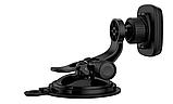 Автодержатель магнитный Hoco CA28  Чёрный, фото 4