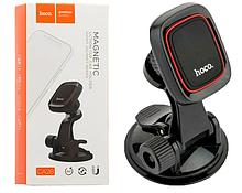 Автодержатель магнитный Hoco CA28  Чёрный