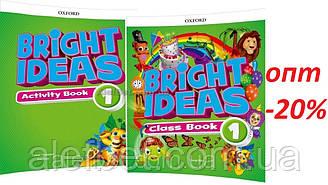 Английский язык / Bright Ideas / Class+Workbook. Учебник+Тетрадь (комплект), 1 / Oxford
