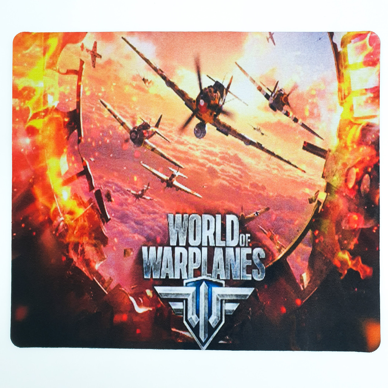 Ігрова поверхня килимок для миші 24x32x0.3 см World of warplanes №3