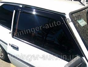 Дефлекторы окон (ветровики) Заз Таврия 1102 1987-2007 (Anv)