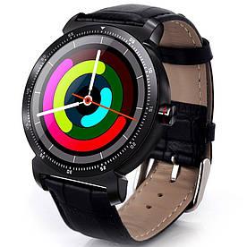 Умные часы Lemfo K88h Plus с сенсорным дисплеем Черный (swlemk88hplbl)