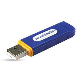 Электронный USB-ключ Автор SecureToken-337F8 Синий (hub_yaqA41742)