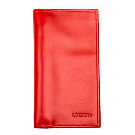 Кожаное портмоне Locker с RFID защитой Purse2 Red (hub_gRSt15337)