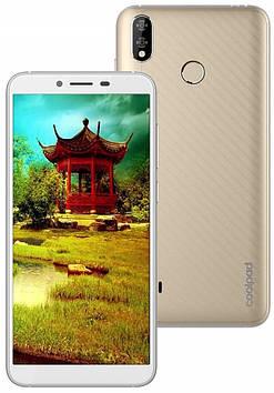 Смартфон Coolpad Mega 5 3/32Gb gold