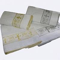 Крыжма полотенце для крещения  140х70 см