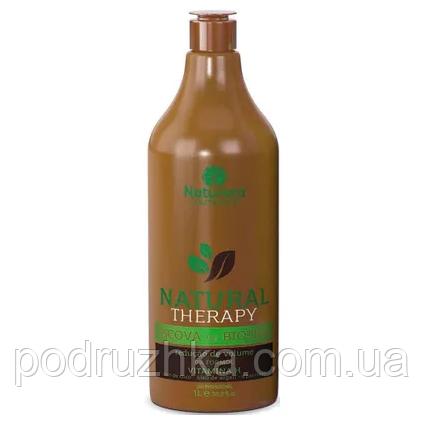 Нанопластика Natureza Natural Therapy Escova de Biotina, 1000 мл