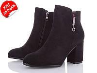 Женские модные ботинки р 36-40 (код 2160-00) 38