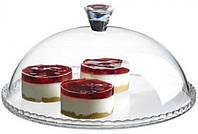 Блюдо Pasabahce тортовница подставка для торта Patisserie с крышкой Ø322мм 1шт (95198)