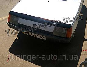 Дефлектор капота (мухобойка) ЗАЗ Таврия 1102 1987-2007 (Anv)