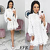Платье из супер софта 50-532